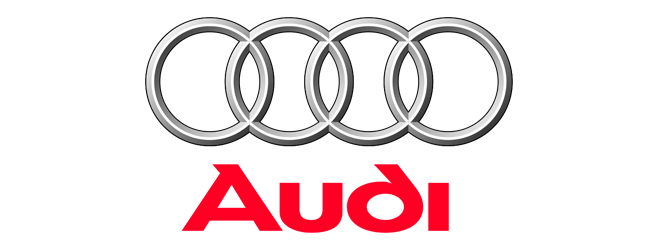 audi automotive logo