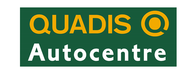 quadis autocentre automotive logo